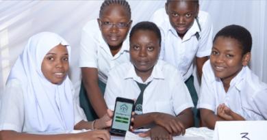 TEKNOWGALZ in Kenya