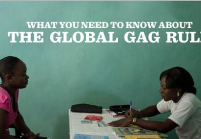 The Global Gag Rule