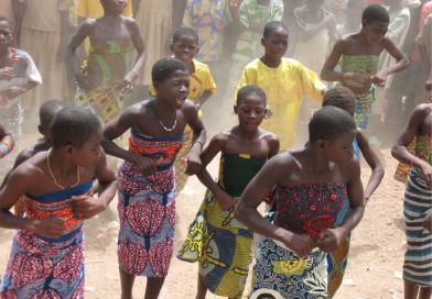 Girls of Togo