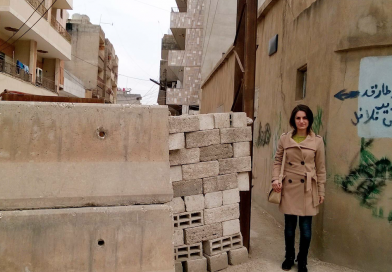 #38-18 Rojava in Syria