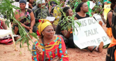#43-18 Cameroon Crisis