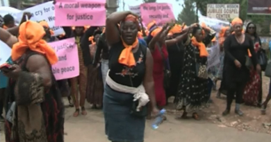 #13-19 Peace for Cameroon? … Women organizing for dialogue not war