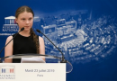 #15-19 Climate Crisis Youth … Greta Thunberg and Kelsey Juliana speak frankly to adults